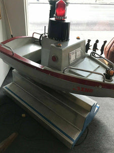 Vintage Electronic Mechanical 28XN6 Boat