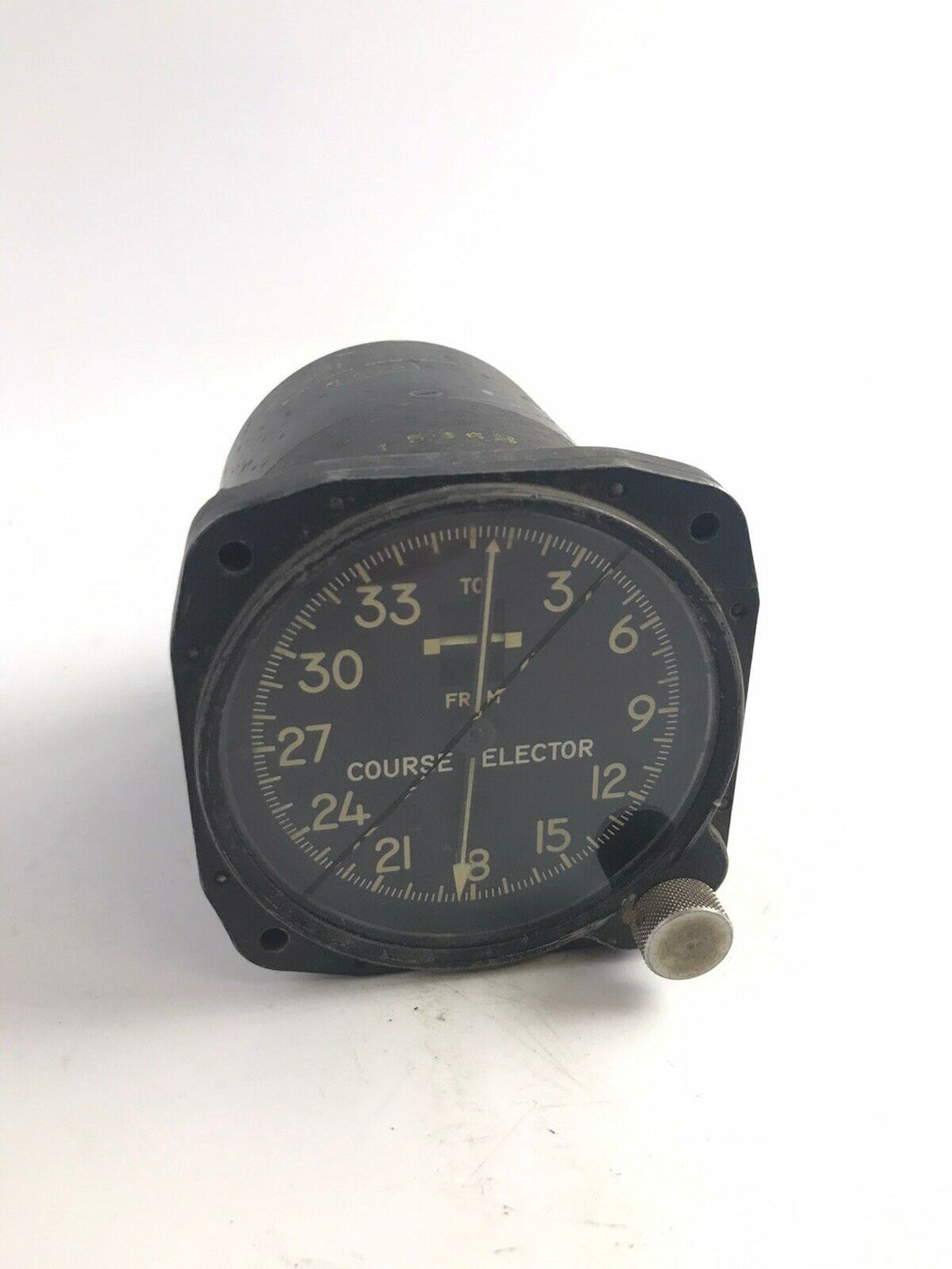 WW2 Course Selector Gauge Serial No.8841 -5320