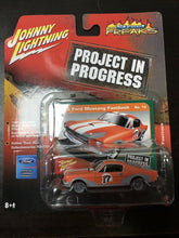 Load image into Gallery viewer, johnny lightning project in progress '66 Ford Mustang Fastback No.13 8176
