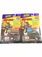 Load image into Gallery viewer, Johnny Lightning Top Fuel Legends Lot Of 2 DH 25