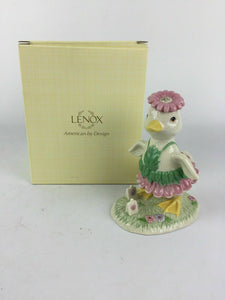 Lenox Darling Duckling Figurine WITH BOX - lot 2070