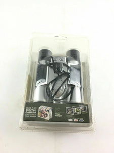 Vivitar 10x25 Binoculars With Built-in Digital Camera 4687