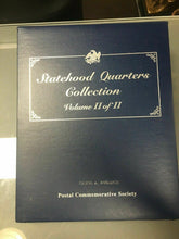 Load image into Gallery viewer, Statehood Quarters Collection Postal Commemorative Society Vol. 1 & 2 -4431