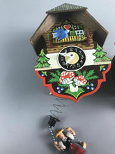 Load image into Gallery viewer, Assorted Lot Of Two Vintage Cuckoo Clocks~Made In Germany- 2709