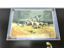 Load image into Gallery viewer, Vintage Native American Stainless Steel Knife And Plaque-3740