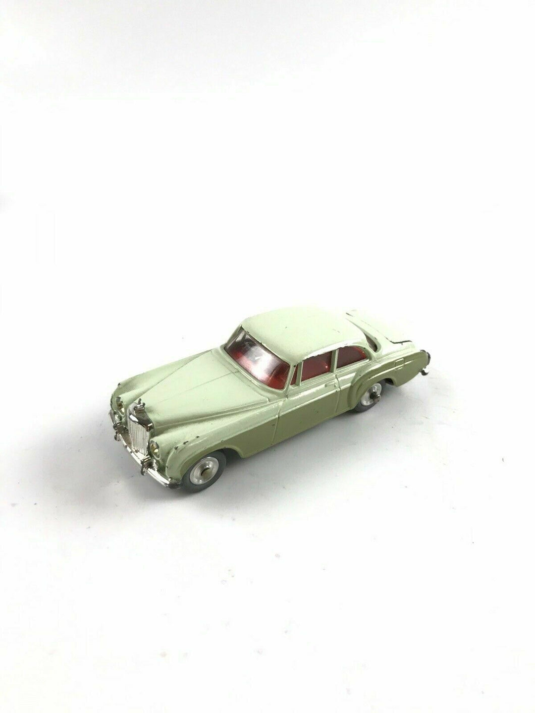 Corgi Toys 224 Bentley Continental two-tone green 1/43 scale Great condition4817