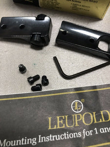 Leupold STD 2-Piece Base 37004 W/ Box- 5800