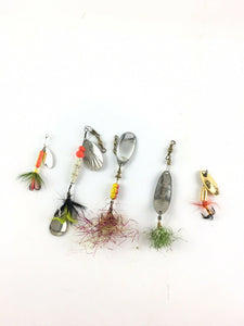Vintage Fishing Lures Lot Of 5 5611