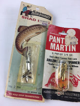 Load image into Gallery viewer, Vintage Fishing Lures Lot Of 8014