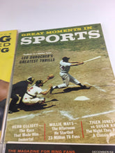 Load image into Gallery viewer, Assorted Lot Of 5 Vintage Boxing Magazines-1962-88 MINT-5520