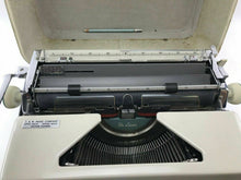 Load image into Gallery viewer, Vintage Olympia DeLuxe Portable German Typewriter-3775