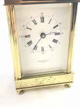 Load image into Gallery viewer, Vintage Taylor & Bligh Carriage Clock- Made In England- 5376