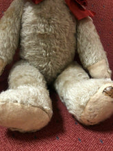 "Load image into Gallery viewer, Vintage Antique Steiff Bear - Ht. 16"" -Circa 1900's All Original Rare Mohair4468"