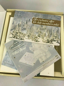 Department 56 ~ Snowbabies Friendship Club 2000 Membership Kit- Lot 510