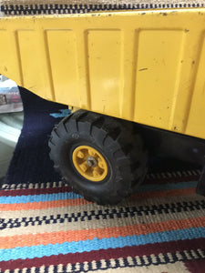 RARE! 2900 TONKA MIGHTY DUMP TRUCK 1ST EDITION 1964-1965 RUBBER TIRES - 9064