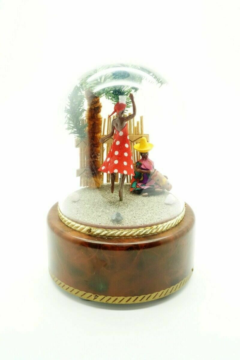 Reuge Dome Music Box