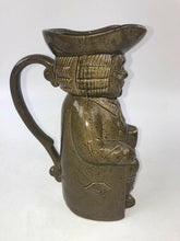 Load image into Gallery viewer, (4) ASSORTED STONEWARE PITCHERS - LOT 3014