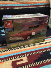 Load image into Gallery viewer, AMT ERTL 1969 FORD TORINO COBRA 1/25 Scale Model Kit 31745 NEW SEALED-9011