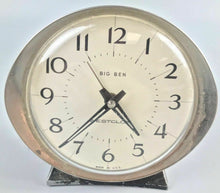 Load image into Gallery viewer, Vintage Big Ben Westclox Alarm Clock- 1954