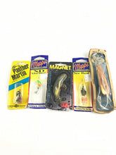 Load image into Gallery viewer, Vintage Fishing Lures Lot Of 5 5593