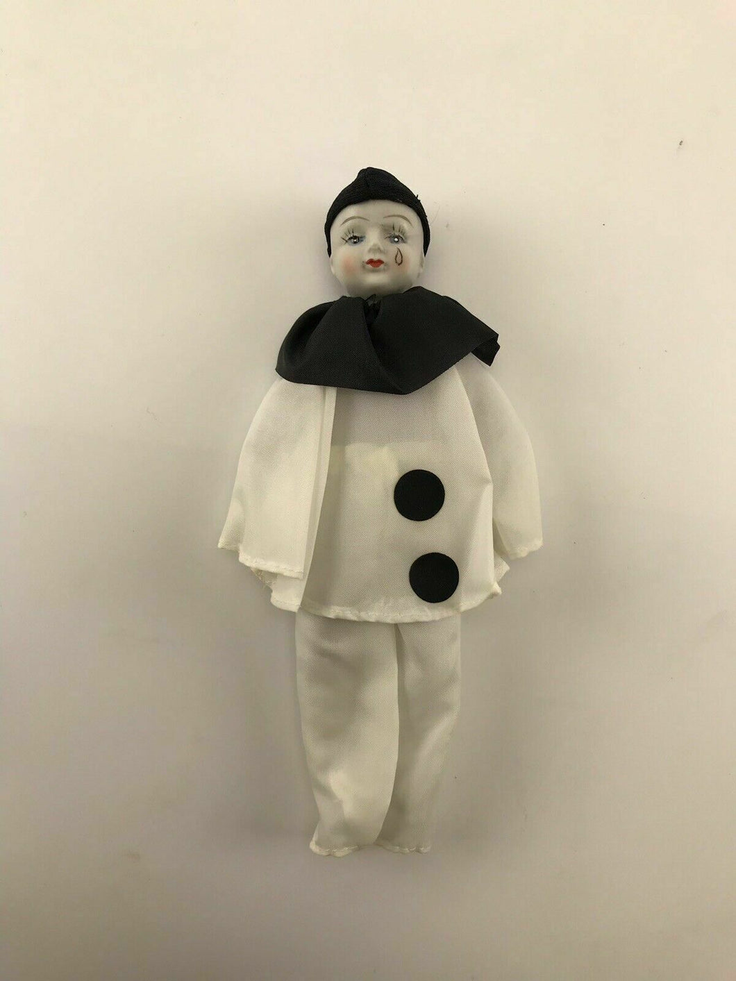 Pierrot Sad Clown Doll - Lot 3230