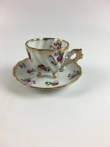 Vintage Fred Roberts Teacup & Saucer San Francisco - Lot 4180
