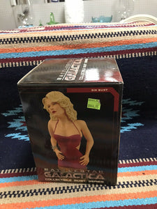 NOS Battlestar Galactica Cylon Six Bust by Diamond Select-9115