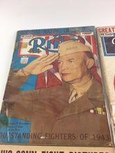 Load image into Gallery viewer, Assorted Lot Of 5 Vintage Boxing Magazines-1944-46 MINT-5545