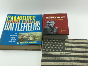 Assorted lot of (3) books - Lot 3402