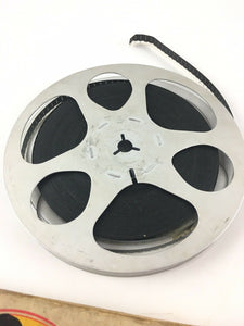 Vintage Angry panda Walter Lants 8MM Film #5406