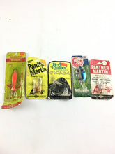 Load image into Gallery viewer, Vintage Spinners Fishing Lures 5019