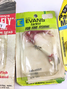 Vintage Fishing Lures Lot Of 5 5021