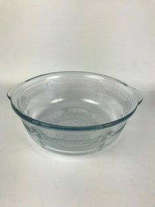 7pcs Anchor Hocking Fire King Philbe Sapphire Ovenware - lot 2037