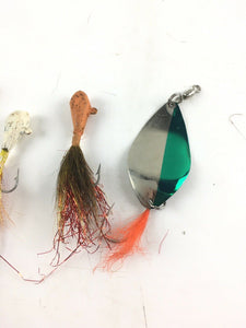 Vintage Fishing Lures Lot Of 5423