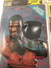 Load image into Gallery viewer, Assorted Lot Of 5 Vintage Boxing Magazines-1984-87MINT-5503