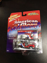 Load image into Gallery viewer, JOHNNY LIGHTNING STREET FREAKS AMERICAN GLORY JEEP CJ5 # 15-3161