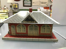 Load image into Gallery viewer, Vintage Unusual Marx O-Gauge Train Girard Station - 2408