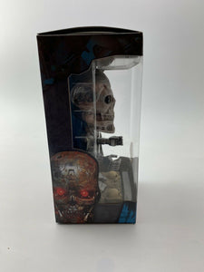 Terminator Movie Wacky Wobbler Funky T-600 NOS NEW IN BOX SEALED Eyes Lights Up