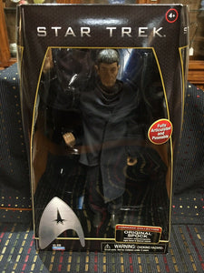 12 inch Star Trek Original Spock action figure Command Collection 2009 Playmates