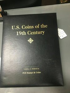 US Coins of the 19th century collection -4433