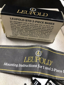 Leupold STD 2-pice Base #37003 STD 700- 5798