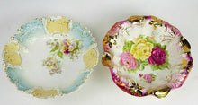 Load image into Gallery viewer, (2) DECORATIVE PORCELAIN BOWLS - LOT 2954