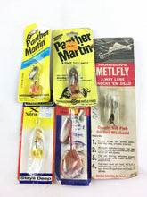 Load image into Gallery viewer, Vintage Fishing Lures Lot Of 5 5571