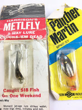 Load image into Gallery viewer, Vintage Fishing Lures Lot Of 5 5020
