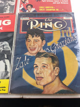 Load image into Gallery viewer, Assorted Lot Of 5 Vintage Boxing Magazines-1948-68 MINT-5555