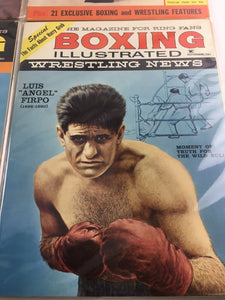 Assorted Lot Of 5 Vintage Boxing Magazines-1963-76 MINT-5536