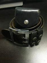 Load image into Gallery viewer, Vintage Safariland Duty Belt (size 42) With Handcuffs -3637