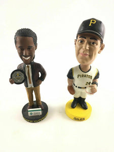 Pittsburgh Pirates, Brian Giles And Andrew McCutchen Bobble heads 4488