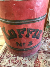 Load image into Gallery viewer, Antique 1890's Large Dutch German Coffee Tin - 4870
