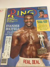Load image into Gallery viewer, Assorted Lot Of 5 Vintage Boxing Magazines-1956-88 MINT-5514
